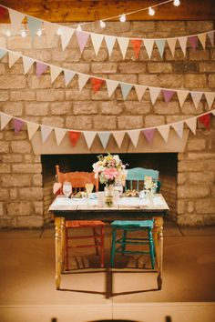 sweetheart table, photo by Q Avenue Photo http://ruffledblog.com/travellers-rest-nashville-wedding #weddingreception #weddingideas