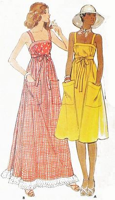 Vintage Sewing Patterns - See also: Butterick See N Sew 5806 60s And 70s Fashion, Diy Fashion, Retro Fashion, Vintage Fashion, Fashion Outfits, Fashion Design, Dress Fashion, Trendy Fashion, Fashion Clothes