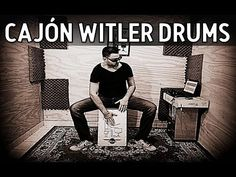 CAJÓN WITLER DRUMS - RITMO BASE - Tronnixx in Stock - http://www.amazon.com/dp/B015MQEF2K - http://audio.tronnixx.com/uncategorized/cajon-witler-drums-ritmo-base/
