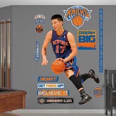 Jeremy Lin - Linsanity, New York Knicks