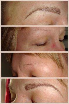 Semi-Permanent Make-Up www.spabannockburn.co.uk