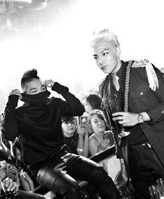Taeyang, TOP