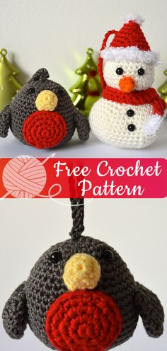 Ideas Crochet Christmas Amigurumi Tree Decorations For 2019 Crochet Christmas Decorations, Christmas Tree Pattern, Christmas Crochet Patterns, Crochet Christmas Ornaments, Crochet Decoration, Tree Decorations, Crochet Tree, Crochet Crafts, Crochet Projects