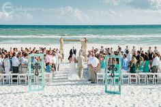 Dear Wesleyann | Rosemary Beach Wedding Photographer | Seaside Wedding Photographer | Alys Beach Photographer | Destination Wedding Photographer Carillon Beach wedding/ turquoise doors/ coral, khaki and turquoise.