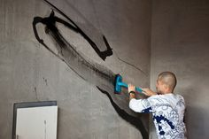 Jun Inoue: in-house graffiti | ArchitectureAU