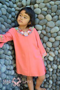 Hot Lava Kindermode   http://www.kids-style-lounge.de/DESIGNER/Hot-Lava-Kids/Girl/