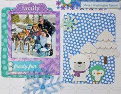 Doodlebug Design Inc Blog: Frosty Friends: Winter Fun Layout
