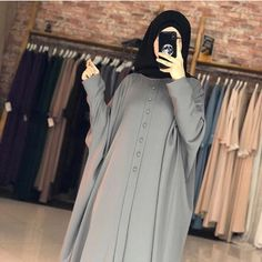 Image may contain: one or more people and people standing Niqab Fashion, Muslim Fashion, Habits Musulmans, Stylish Dresses For Girls, Mode Abaya, Hijab Collection, Pakistani Fashion Casual, Iranian Women Fashion, Hijab Fashionista