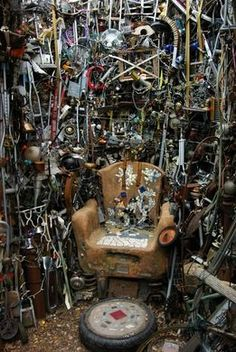 Cathedral of Junk – Austin, Texas - Atlas Obscura