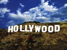Hollywood, California & 2 weeks with my special family.