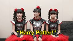 """""""Who's the most metal Harry Potter character? Harry, Ron, or Hermione?"""" 