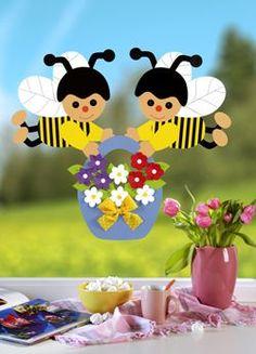 Picasa Web Albums - New Deko Sites Bug Crafts, Diy And Crafts, Crafts For Kids, Board Decoration, Class Decoration, School Door Decorations, Paper Decorations, Spring Crafts, Toddler Crafts