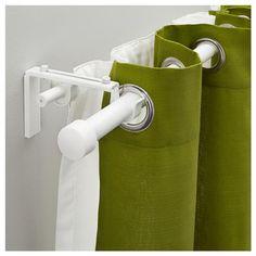 RACKA σύνθεση διπλού κουρτινόξυλου - IKEA