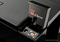 Produit Secret of Night - Deep Black Secret Secret, Deep, Black, Design, Night, Fingerprints, House, Black People, All Black