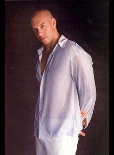 Vin Diesel:  Teddy bear.