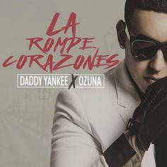 Cover de La Rompe Corazones - Daddy Yankee ft Ozuna  #Reggaeton #Latin #Music #Urbano www.reggaetonline.net