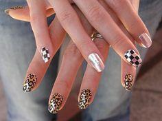 Cool Minx Nail Art Designs