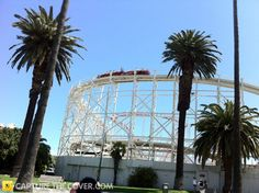 Luna Park #CaptureTheCover entry - by Zereh in Melbourne's Inner City Southern Region. Click to enter your photos!