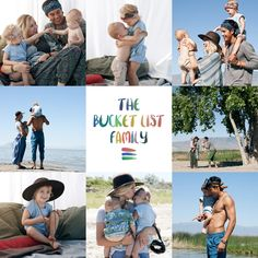 ABOUT US — The Bucket List Family