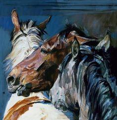 """Roughstock"" - Originals - All Artwork - Sophy Brown | Fine Art World"