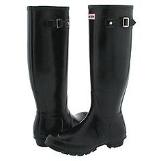 Can't live without my Hunter Wellies...