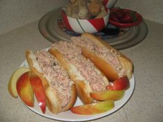 Ground Bologna Sandwich Spread: My mom alway made this ground bologna sandwich using ring bologna, onion,and sweet pickles, added salad dressing,mustard and s&p. Bologna Salad, Bologna Sandwich, Turkey Salad, Ham Salad, Salad Sandwich, Bologna Recipes, Mustard Salad Dressing, Ham Wraps