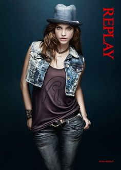 REPLAY jeans summer 2013