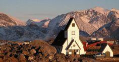 Nanortalik Church, Greenland