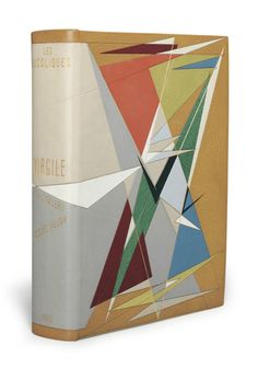 Hardback collection of prints by Jacques Villon (French, 1875-1963).