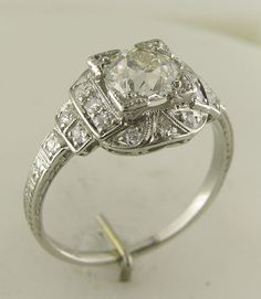 vintage rings Archives - Malka Diamonds & Jewelry