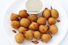 Goli baje/Mangalore Bajji/Mangalore bonda