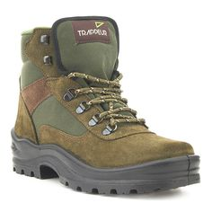 Bota trekking piel TRAPPEUR Outlet, Hiking Boots, Shoes, Fashion, Vacations, Shoes Sandals, Boots, Fur, Men