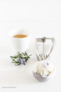 BABS (R)EVOLUTION: gelato miele di lavanda e fiori di rosmarino