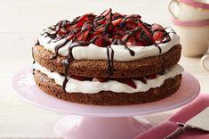Chocolate-Strawberry Shortcake Recipe - Kraft Recipes