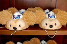 Disney's Duffy ears. I don't know why he isn't popular in the USA