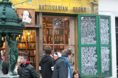 Planning on checking this place out. Shakespeare an Co. In Paris
