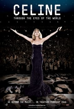Celine Dion, Canadian singer. Travel the world with Celine Dion's Through The Eyes of the World DVD.