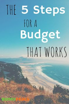 Do you struggle with setting up a #budget or just don't know where to start? Here is a simple 5 step process to gaining control of your #money once and for all!