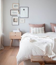 If you have not already seen the come back of pink - here you are!  The dusty and dirty levels of pink have crept back into our current trends and we are loving it. The feminine touch of dusty pink to contemporary modern living adds its softness and compliments all living spaces. Caution- be careful