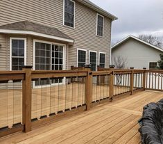 Products are as you see. Custom service is great. Easy to work with and returns of extra materials were not a problem. I already recommend them to my friends and contractors that have worked on my project. Composite Deck Railing, Deck Railing Design, Diy Porch, Diy Deck, Under Deck Drainage System, Deck Balusters, Glass Railing System, Aluminum Decking, Backyard