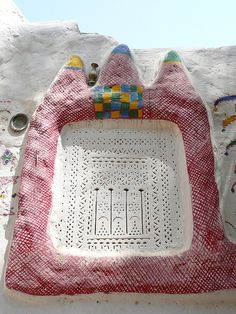 Window, traditional Ghadames house | Flickr - Photo Sharing!