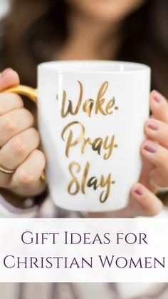 The BEST place to shop gift ideas for Christian women | Christian mugs | Christian jewelry | Christian tees | Christmas gift ideas | Mothers day ideas