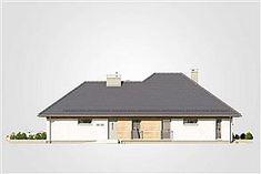 Projekt domu Morgan III 107,05 m2 - koszt budowy - EXTRADOM Gazebo, Outdoor Structures, Outdoor Decor, Home Decor, Projects, Kiosk, Decoration Home, Room Decor, Pavilion