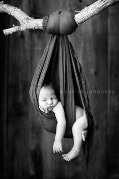 Inspiration For New Born Baby Photography : Children