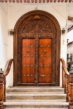 Zanzibar Door | Flickr - Photo Sharing!