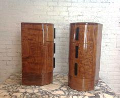 Art Deco Bedside Tables [$3500]