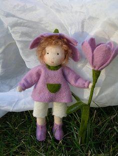 Crocus-Flower Child