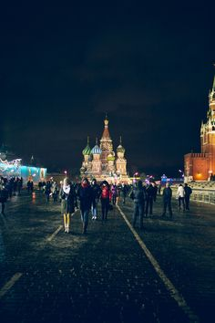 Red Square   Moscow, Russia - If you love this beautiful picture, like it. We post stuff just like this every day on Facebook. Like us by clicking here: http://on.fb.me/1bgLOYJ - You won't regret it.