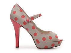 Madden Girl Lyons Pump Peep Toes Pumps & Heels Women's Shoes - DSW