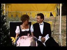 Waltraud Haas & Peter Alexander - Wenn der Toni mit der Vroni 1961
